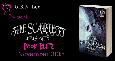 Blitz: The Scarlett Legacy by K.N. Lee