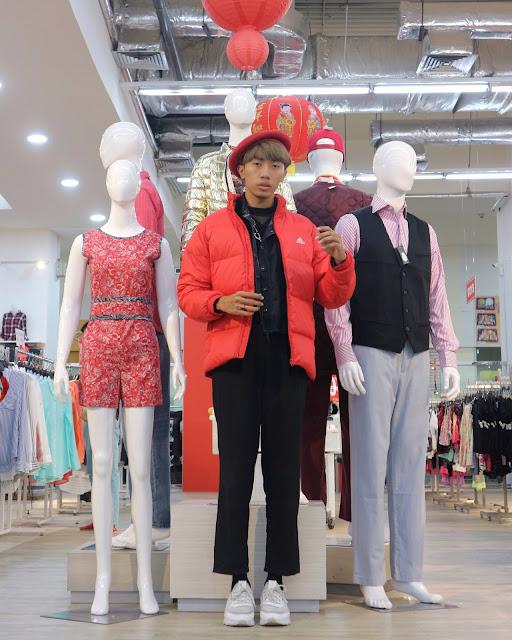 Bergaya dengan Fashion Imlek di Mangga Dua Square