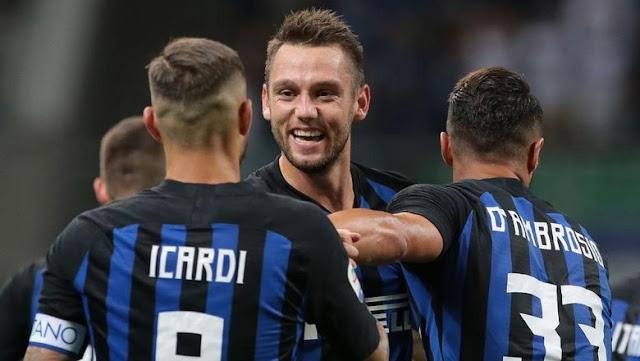 Liga Champions Masuk Grup Sulit, Inter Harus Pede