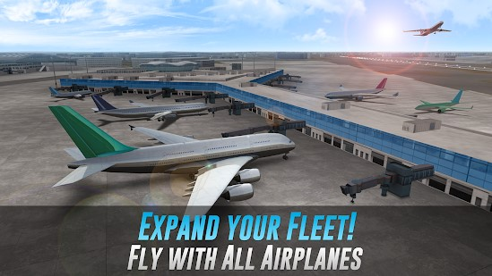 Airline Commander Mod Apk Data Real Flight Experience