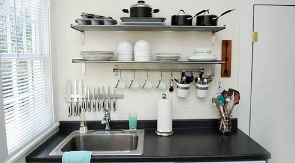 Kitchen Set Minimalis Dapur Sempit