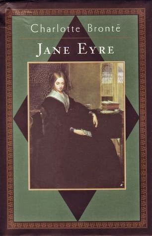 What does the red room symbolize in Charlotte Bronte's Jane Eyre?