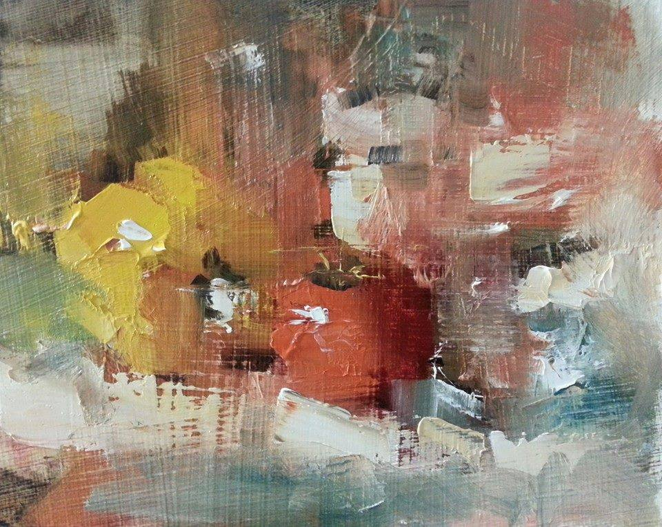 Artist Richard Smith Paintings
