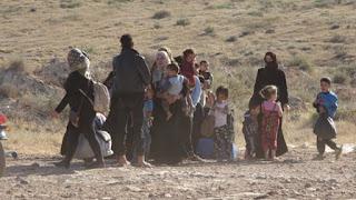 Ulah Rezim Syiah: 270.000 Wrga Daraa Mengungsi, Puluhan Ribu Terjebak di Perbatasan Jordania