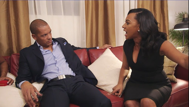 Tara Wallace pops up on 'Marriage Bootcamp' to confront Peter Gunz, watch the explosive scene!