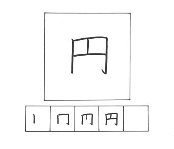kanji yen