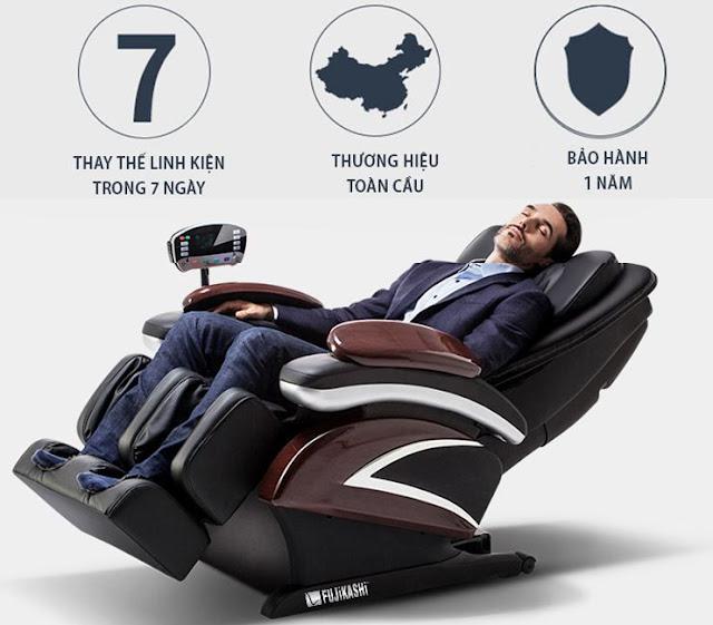 Kinh nghiệm chọn mua ghế massage toàn thân giá rẻ chính hãng