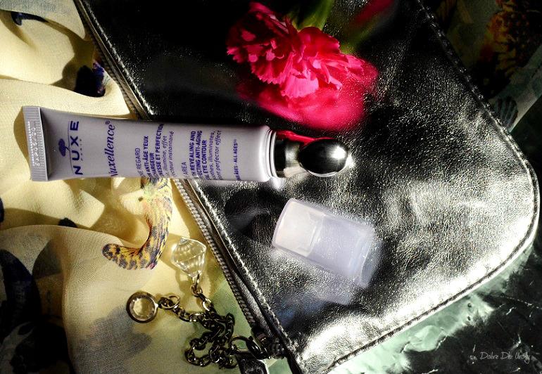 NUXE Nuxellence® Zone Regard - Krem przeciwzmarszczkowy pod oczy, kompleksowa pielęgnacja skóry wokół oczu
