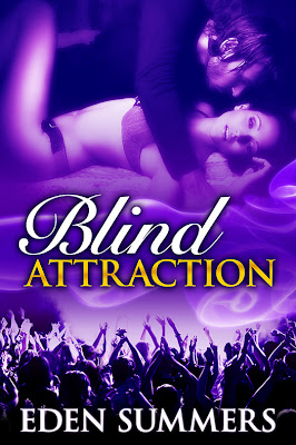 Cover Reveal & Review: Blind Attraction by Eden Summers