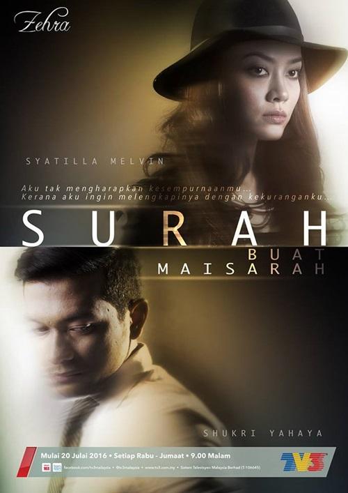 Sinopsis drama Surah Buat Maisarah TV3, pelakon dan gambar drama Surah Buat Maisarah TV3, Surah Buat Maisarah episod akhir – episod 15