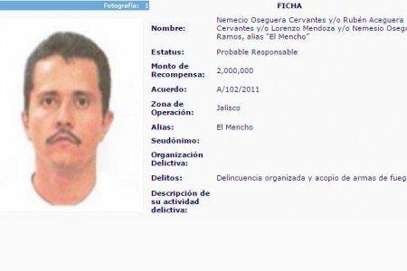 koneocho blogspot com: Nemesio Oseguera Cervantes-El Mencho