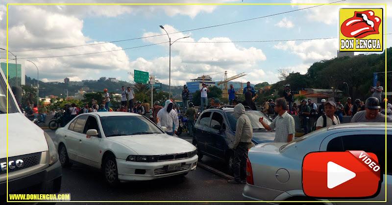 Maduro envió contingente de Guardias para atacar a manifestantes pacíficos este 2 de febrero