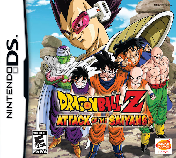 Dragon Ball Z: Attack of the Saiyans (EUR)
