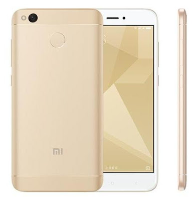 Xiaomi Redmi 4 (4X) Specifications - Inetversal