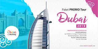 Paket Tour Halal Dubai