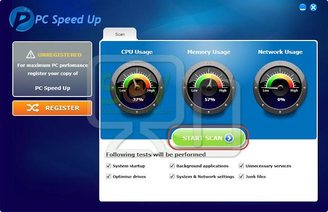 PC Speed Up 2016
