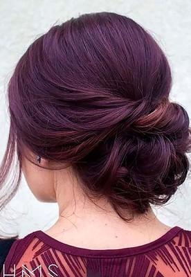 Model rambut Korea wanita poni