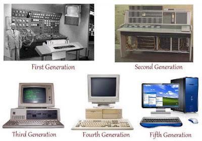 Generasi Komputer Pertama dan Sekarang 1-5