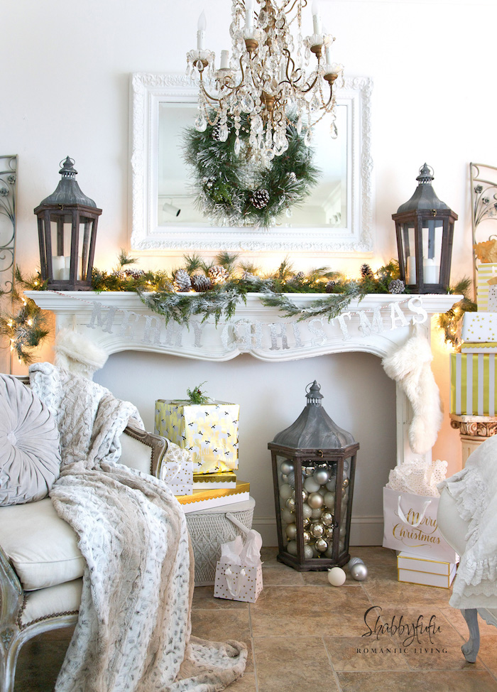 Christmas In A Magazine and 20 Gorgeous DIY Christmas Ornaments To ...
