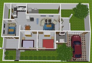 Sketsa Rumah Idaman 2016 2