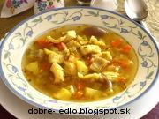 Škandinávska rybacia polievka - recept