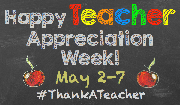Teacher Appreciation And A Little Story About Me: Tidy Teacher: Happy Teacher Appreciation Week & GIVEAWAY