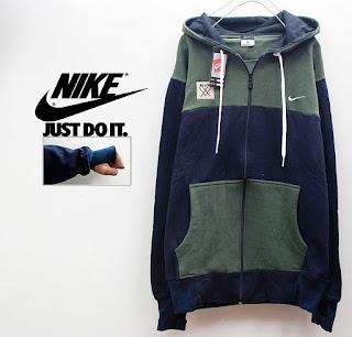 Jaket Fleece Hoodie Nike NK010
