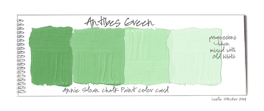 But Mixing Will Create A Range Of Yellow Greens And Greyed Blue That Increase The Colors Available To You In Chalk Paint