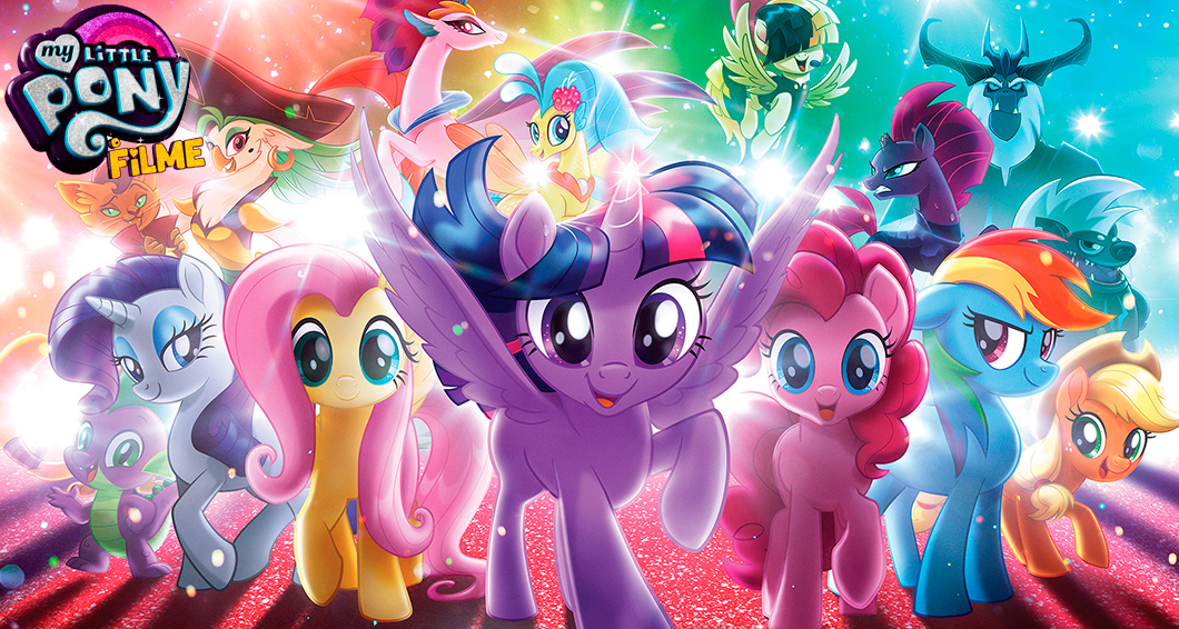No cinema | My Little Pony - O Filme: 5 motivos para assistir