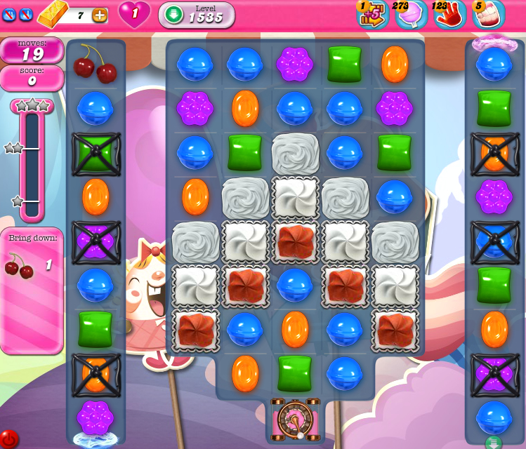 Candy Crush Saga 1535