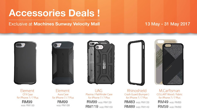 iPhone Accessories Malaysia Price Discount Offer Deals