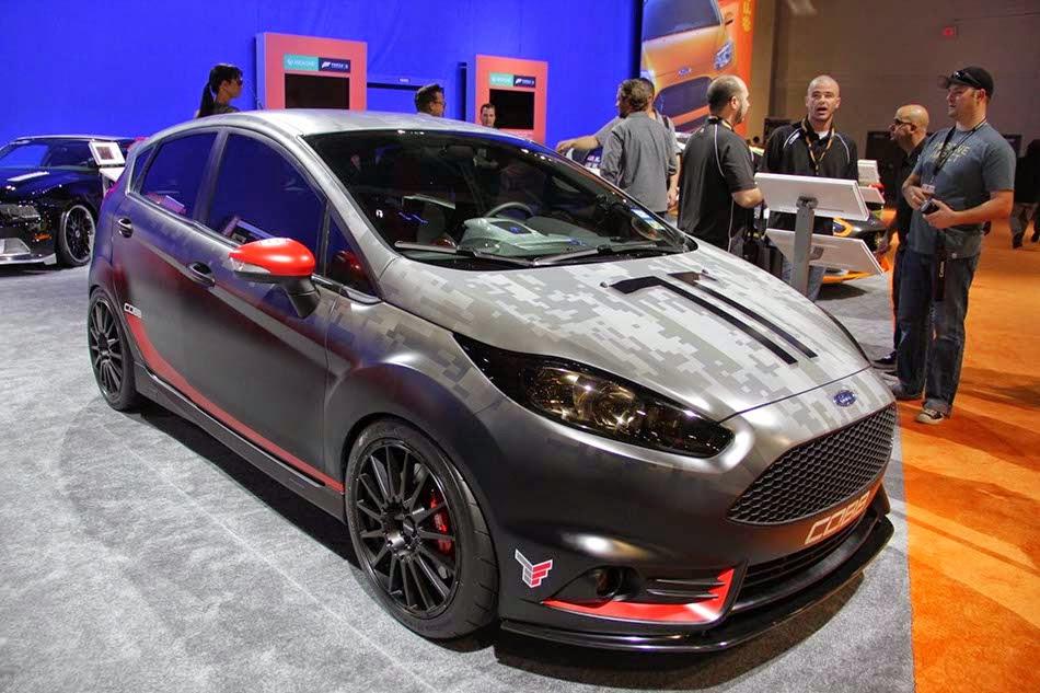 Modifikasi Ford Fiesta Terbaru