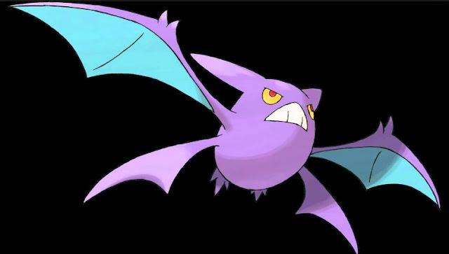 Golbat-crobat-segunda-generacion-pokemon