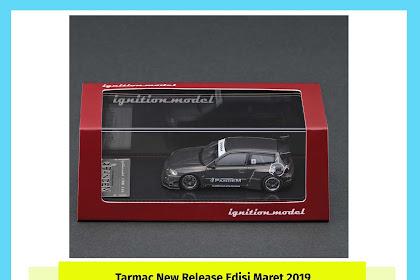 Tarmac New Release Edisi Maret 2019