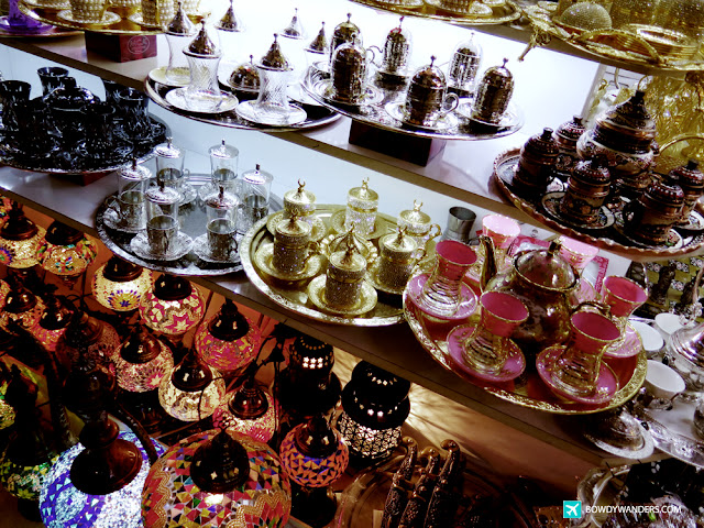 bowdywanders.com Singapore Travel Blog Philippines Photo :: Turkey :: Grand Bazaar: Shopping Madness for the Best Gifts and Souvenirs In Kapali Carsi