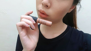 Review; NYX's Soft Matte Lip Cream SMLC (04 London)
