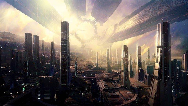 Futuristic City Wallpaper Hd: Real Editors: HD Futuristic City Backgrounds
