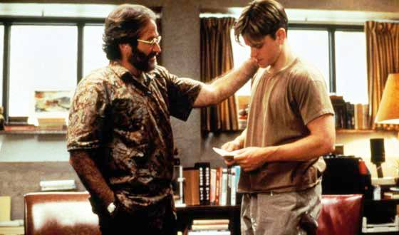 El indomable Will Hunting, 5