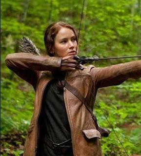 Gambar Katniss Everdeen