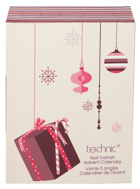 Technic Nail Polish Advent calendar 2015