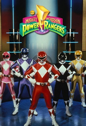 Power Rangers - Série Clássica Completa Séries Torrent Download onde eu baixo