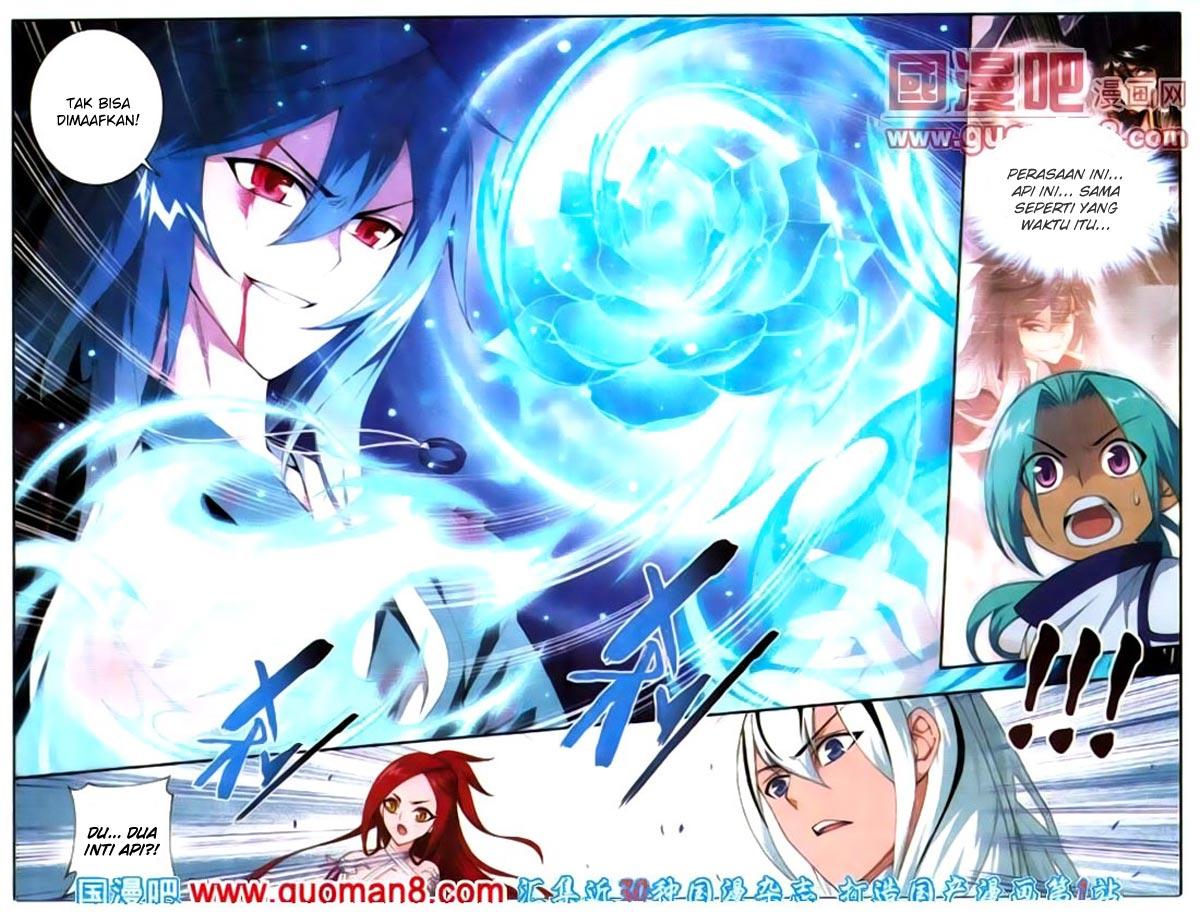 Battle Through the Heavens Chapter 89-31