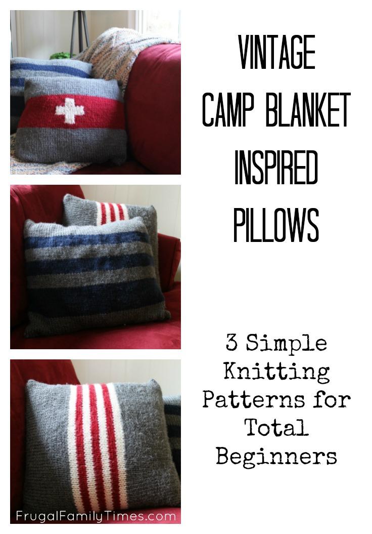 Knitting For Beginners Blanket Patterns