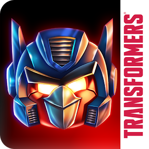 Angry Birds Transformers v1.22.4 Apk + Mod (Dinero) + Data Android