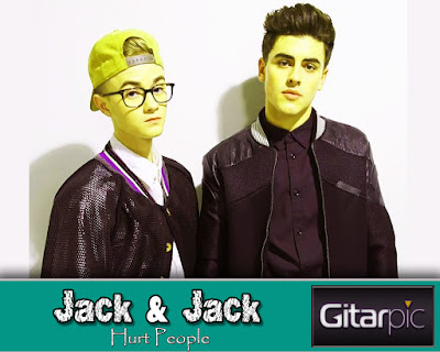 Chord Gitar Jack & Jack - Hurt People