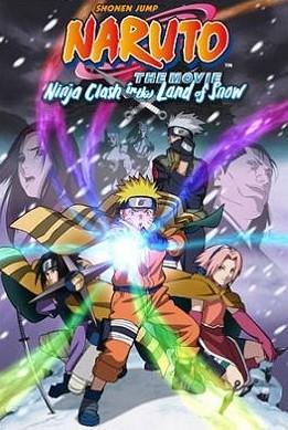 Naruto Clássico: Filme 1 – Dai Katsugeki!! Yuki Hime Shinobu Houjou Dattebayo!
