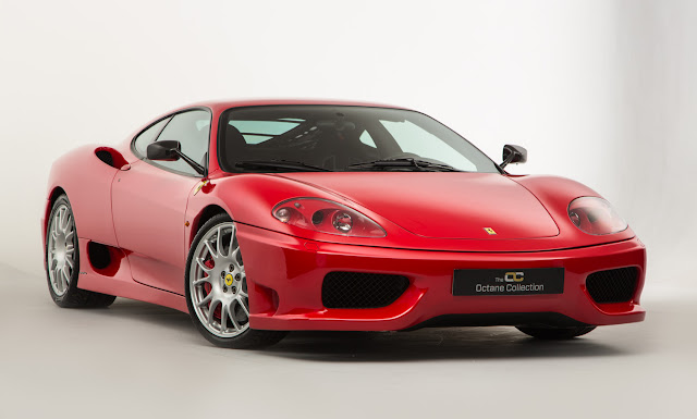 2004 Ferrari Challenge Stradale for sale at The Octane Collection  for GBP 179,995 - #Ferrari #Challenge #Stradale #tuning #supercar #forsale