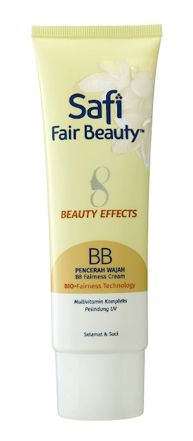 8 Manfaat Kecantikan SAFI Fair Beauty - Azlinda Alin