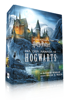 Pop Up Harry Potter: Una Guía Animada de Hogwarts
