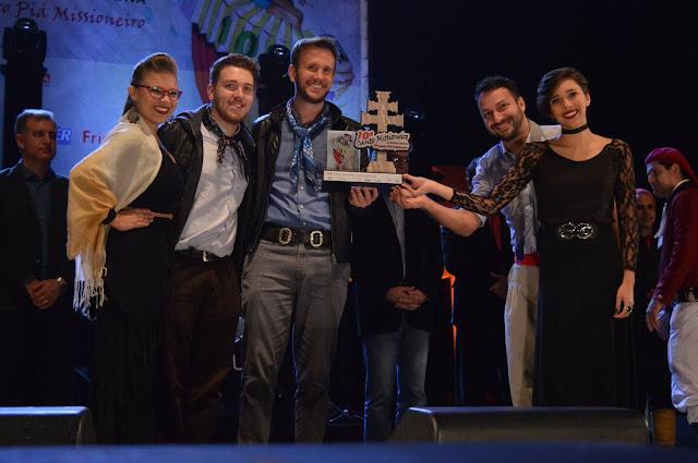 Vencedoras do 10º Canto Missioneiro